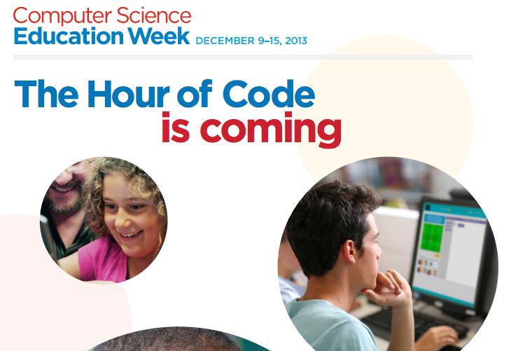 """Codelearn s'uneix a la campanya """"Hour of code"""", per a que 10 milions d'alumnes aprenguin a programar"""