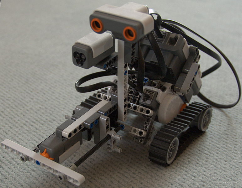 Places exhaurides pel taller de LEGO Mindstorms