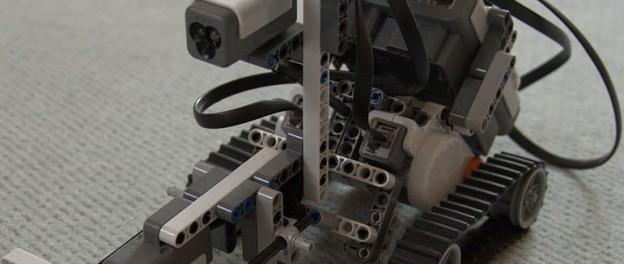 Curs de Nadal: Introducció a la robòtica amb Lego MindStorms (Oliana)