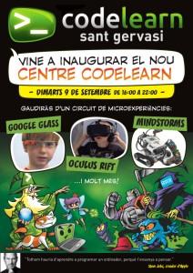 Inauguració Codelearn1