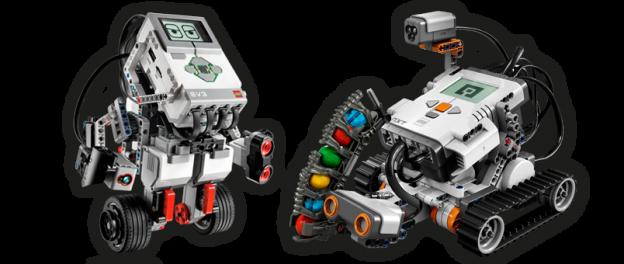 Curs de Setmana Santa: Introducció a la robòtica amb Lego MindStorms (Manresa i Sant Gervasi)