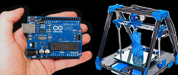 Arriben les impressores 3D a Codelearn