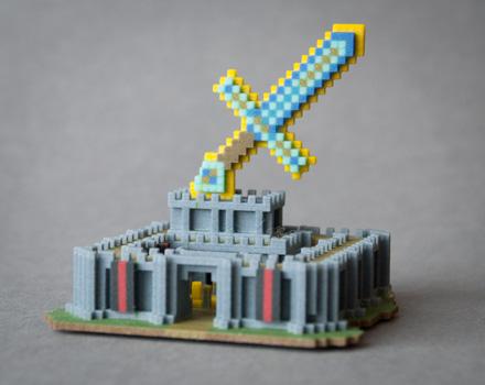 Curs de Setmana Santa: Programació a Minecraft usant Scriptcraft i Impressió 3D (Manresa i Sant Gervasi)