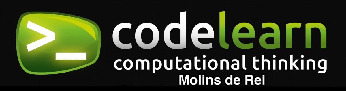 Codelearn arriba a Molins de Rei!