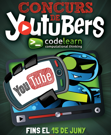 Concurs Youtubers Codelearn 2018