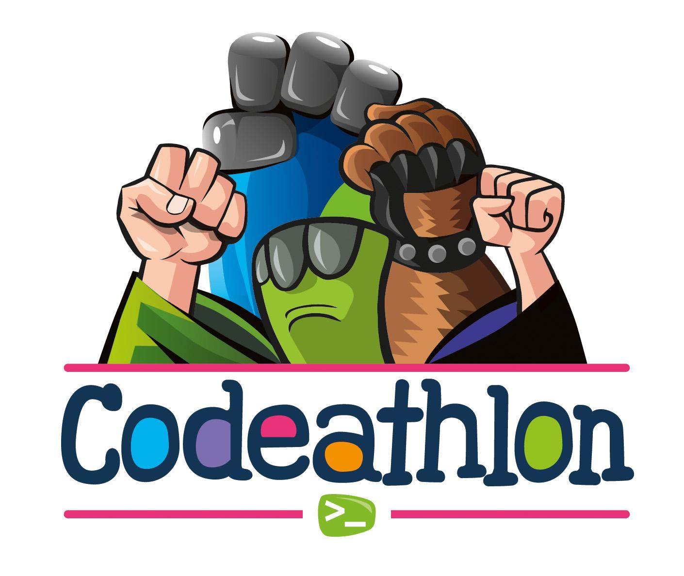 Codeathlon Summer 2021: guanyadors de la lliga de programació i robòtica