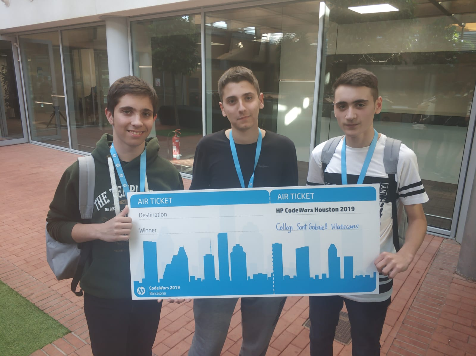 HP CodeWars 2020: rumb a Houston!