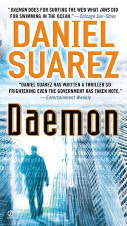 Daemon, el thriller de Daniel Suarez