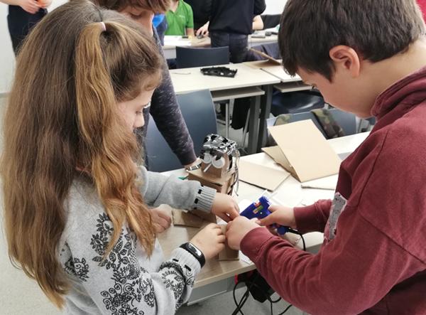 Educació STEAM: Introducció del pensament computacional a les aules