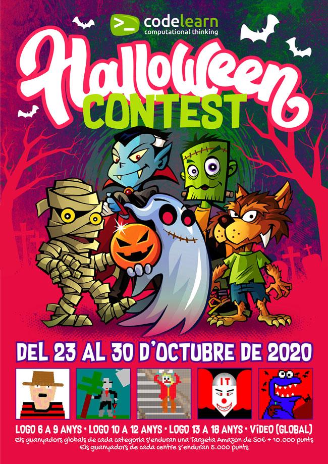 Concurs de Halloween 2020