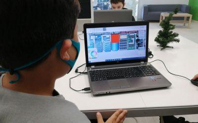 Programació de videojocs per a nens