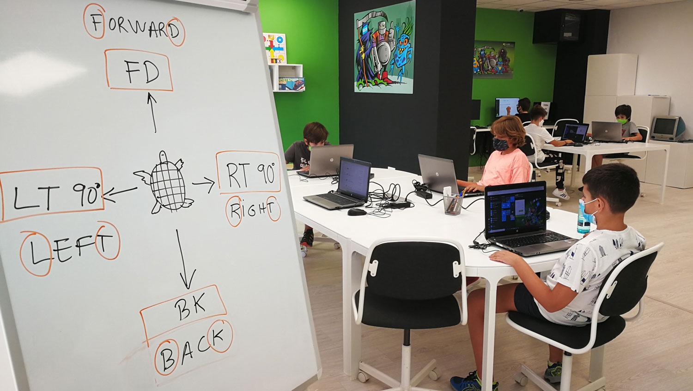 Escola de programació